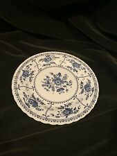 """Johnson Bros Indies Dinner Plate 9 3/4"""" England Ironstone (4 Available)"""