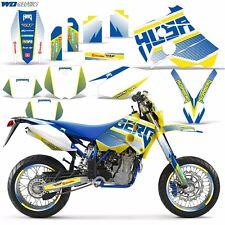 Husaberg FS FE 400 650 Graphic Sticker Kit Bike Decal MX Wrap 2001-2005 BERG