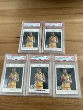 (1) KEVIN DURANT 2007/08 TOPPS #2 RC ROOKIE CARD PSA 9 MINT 5 Avail Look Like 10