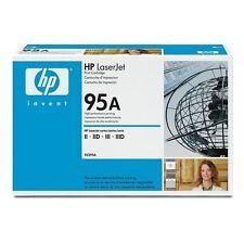 HP TONER ORIGINALE 92295a 95a Canon EP-S LASERJET II III NERO nuovo c