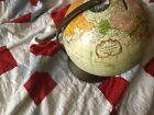 """VINTAGE REVERE SIX INCH GLOBE BY REPLOGLE FOR DESK """"NICE CONDITION"""""""