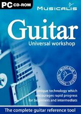 Musicalis Guitar Universal Workshop.