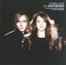 LADY & BIRD - LA BALLADE OF LADY BIRD * NEW CD
