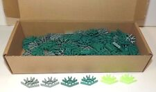 Knex K'Nex Connectors_ Green & Lt. Green_Replacement Parts 144 pcs 4-Position