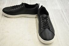 Drew Skate Casual Lace Up Shoes - Men's Size 9.5 W - Black
