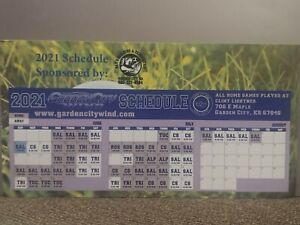 2021 Garden City Wind Pecos Minor League Summer Collegiate Baseball Schedule