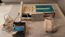 vintage ancien lave vitre électrique marque VITRELEC en parfait état années 1970