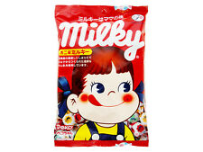 Japanese Food Fujiya Milky Milk Soft Candy made from Rich Condensed Milk 120g