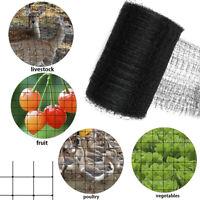 Garden Anti Bird Netting Heavy Duty Nets Strong Seagull Thick Mesh Net 2.1*20M