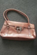 Girls/Ladies Tan Leather Bag by Ri2K
