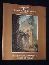 Acuarelas Del Castillo De Norwich (Castle Museum, Norfolk) Art, Spanish Language