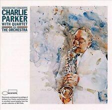 CHARLIE PARKER The Washington Concerts CD