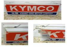 INSEGNA Banner signboard scooter moto KYMKO - vintage anni 90'