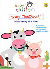 Baby Einstein Baby Macdonald a day on the farm (DVD 2002) Walt Disney