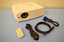 Panasonic PT-VW530 WXGA LCD Projector 5000 Lumen w/ Remote & HDMI Cable   (10 C)