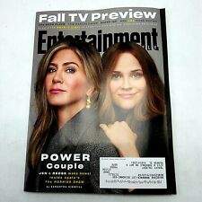 Aniston Witherspoon Entertainment Weekly Magazine October 2019 Fall TV Riverdale