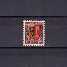 SUISSE SWITZERLAND Yvert n° 169 neuf avec charnière