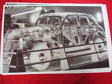 1940 PONTIAC SEE THRU  BODY SHOW CAR   BIG 11 X 17  PHOTO  PICTURE