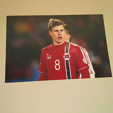 HAVARD NORDTVEIT Norwegen 29 Länderspiele signed signiert In-Person Photo 20x30
