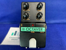 Pearl OC-07 Octaver Analog Octaver Excellent MIJ 80's[Pearl/Octaver/USED]