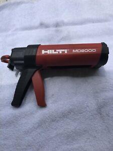 HILTI Caulk Gun MD2000