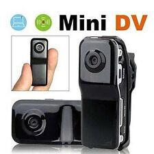 Mini HD DV DVR Cam Clip Hidden Security Spy Video Recorder Camera Camcorder
