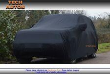 Range Rover L405 LWB Car Cover Indoor Premium Black Satin Finish Luxor