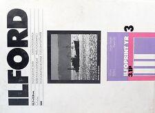 ILFORD ILFOPRINT YR 3.1P (Glossy) 12.7 x 17.8cm (5x7 in) -100 Sheets