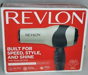 Revlon 1875w Volumizing Turbo Hair Dryer Ceramic Coating