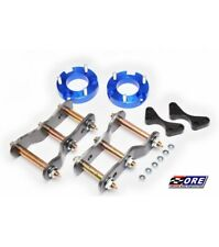 Complete Lift kit 50mm fits Isuzu D-Max +greasable shackle 2012+