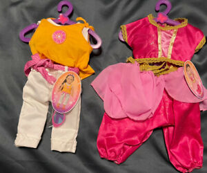 Set (2) 18 Inch Doll Clothes & Accessories. Fits American Girl & My Life NWT