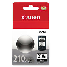 Genuine Canon Pixma PG-210 XL Black Inkjet Print 210XL Cartridge