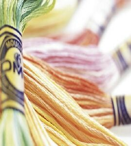 DMC Color Variations Art. 417 8m (8.7 yd) 6-strand 100% Cotton Embroidery Floss