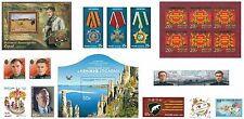 RUSSIA 2015 FULL YEAR Set with Minisheets MNH, Free Shipping