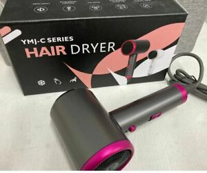 Portable Professional Hair Dryer Strong Wind Salon Hairdryer Hot Cold Air Wind H