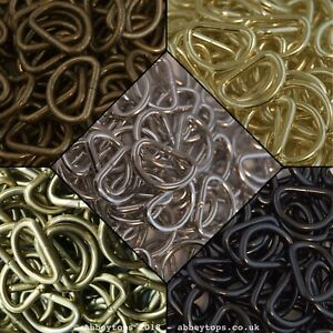 Welded D Rings Webbing And Leather Craft