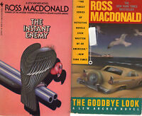 Complete Set Series Lot of 18 Lew Archer Private Investigator by Ross Macdonald