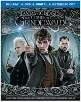 Fantastic Beasts: The Crimes of Grindelwald (Blu-ray Disc, 2019)