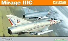 Eduard Profipack 1:48 Mirage IIIC Aircraft Model Kit