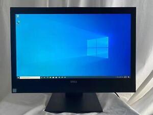 """Dell  7440 24"""" Screen  AIO Intel i5 6600 3.3Ghz 8GB 240GB SSD Win10 Desktop PC"""