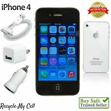 Apple iPhone 4 Smartphone 3G - A1332 Internet Hotspot AT&T Verizon Unlocked
