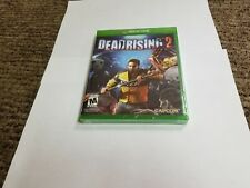 Dead Rising 2 (Microsoft Xbox One, 2016) new sealed