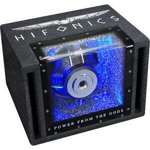 Hifonics Titan Bass TX8BPi Singel Bandpass BOX TX 8 BPi