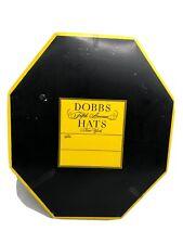 Vintage 5th Avenue Ny Dobb's Octagon Hat Box Storage Carriage