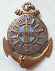 Insigne 4° RIC INDOCHINE Régiment Infanterie Coloniale Drago OM déposé ORIGINAL