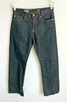 AG Adriano Goldschmied Mens 30 X 30 The Protege Straight Leg Jeans Dark Wash
