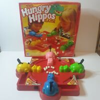Vintage the hungry hippos game MB games 70/80s Boxed
