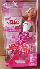 2001 Barbie.Jell-O Fun .New