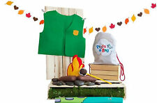 Props in a Bag Movie Maker Kit - The Camper - Ages 3+ Story Prop Imagination Toy