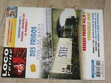 $$u Loco-Revue N°669 gare Voneche  2D2 9100 Fulgurex  pierre synthetique